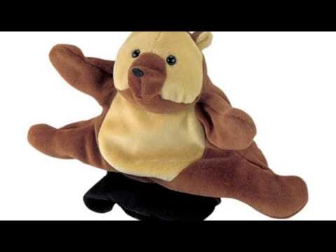 Video Check out the latest tube of Beleduc  Bear Glove Puppet