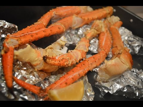 How To Steam King Crab Legs: Cooking With Kimberly