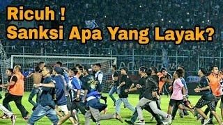 Video Kerusuhan Suporter,  Arema FC Terancam Denda Milyaran Rupiah MP3, 3GP, MP4, WEBM, AVI, FLV April 2018