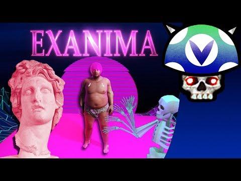 [Vinesauce] Joel - Exanima ( Vaporwave Steam Error )