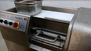 Урок Механическая кулинарная обработка