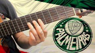 TAB e CIfra: http://www.aulaviolaodeboa.com/#!Hino-do-Palmeiras-Como-tocar-no-Violão-Solo-e-base/c21jp/569a7e870cf263fc5a90095a Vídeo mostrando o ...