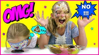 Magic Box Toys Collector presents: No Hands Pudding Challenge! Wow! We are so excited about this challenge! We love pudding and we love to get messy! It is a perfect combination for us! We will be trying to guess the flavors of puddings while blindfolded. Also we cannot use our hands! Who do you think will win this challenge? Francesca or Leah ? Please post your comments below and enjoy the show!!!Thank you again for visiting and please don't forget to share this video with your friends and family : )SUBSCRIBE BUTTON:http://www.youtube.com/c/MagicBoxToysCollectorSurpriseToysSurpriseEggsPlayDohOrbeezHere are our other videos:Food Challenges:https://www.youtube.com/watch?v=bWlus0pdBys&list=PLtMBsqv0SgEJtNNB2qHoiySKD2hIVArotThe Lunch Box Switch Up Challenges:https://www.youtube.com/watch?v=EG4__6vhm5A&list=PLtMBsqv0SgEJyR9aRdFCVk-4S8cS8zYTyKids Challenges: https://www.youtube.com/watch?v=1Qf50JxXKXo&list=PLtMBsqv0SgELFI3WB9XHXdxU1JppGgv8jSlime Challenges:https://www.youtube.com/watch?v=TbnfsWuCq48&list=PLtMBsqv0SgEKPGcTNehwu5MOTj41TVkBdThe Shopping Challenge:https://www.youtube.com/playlist?list=PLtMBsqv0SgEJeTGv0d0qHJgXgqvoRpgEUSurprise Toys:https://www.youtube.com/watch?v=O0Pn6MNL25s&list=PLtMBsqv0SgEKVsTpcq6hva2rsJuPghjzESurprise Eggs:https://www.youtube.com/playlist?list=PLtMBsqv0SgEJBaEl3kAkGRChwu79UkB2IRoutines:https://www.youtube.com/playlist?list=PLtMBsqv0SgEIDechWhco8FzFG35fLaj1g