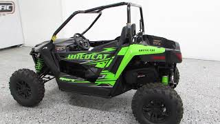 1. 2017 Arctic Cat Wildcat Sport XT EPS