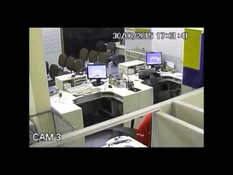 Assaltos as agências dos Correios em Porto Alegre