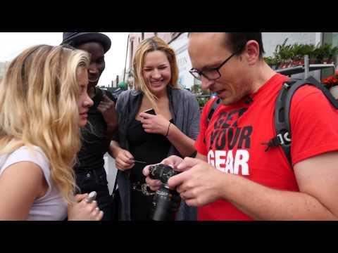 NYC VLOG #2 workshops and street shooting