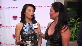East West Players Gala with Cathlyn Choi