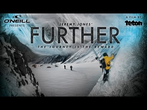 Jeremy Jones' Further Official Trailer -- Teton Gravity Research 2012 Snowboard Film