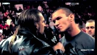 Video Randy Orton Destroys The Evolution - Part 1/2 MP3, 3GP, MP4, WEBM, AVI, FLV Mei 2018
