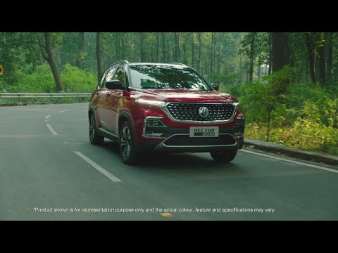MG Hector 2021-It's a Human Thing