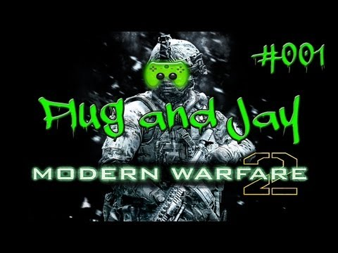 Plug and Jay S02E012 CoD:MW2 #001 [Deutsch][HD] - Metzeln