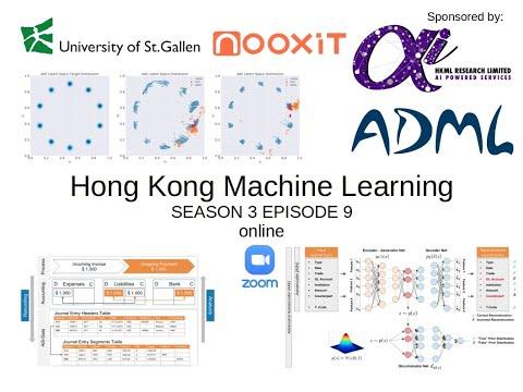 HKML S3E9 - Detecting Financial Frauds in Practice by Jendrik Jördening, CTO of Nooxit