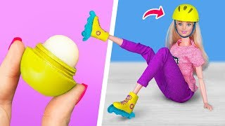 Video Never Too Old For Dolls / 10 DIY Barbie Furniture And Accessories Out Of Used Makeup MP3, 3GP, MP4, WEBM, AVI, FLV September 2019