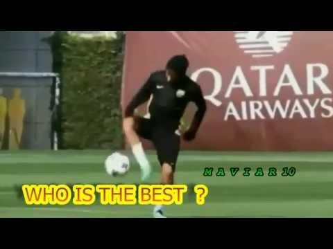 Freestyle ● Galactic Battle  ● Messi Neymar Ronaldinho Hazard Sanchez Maradona Ronaldo Di Maria