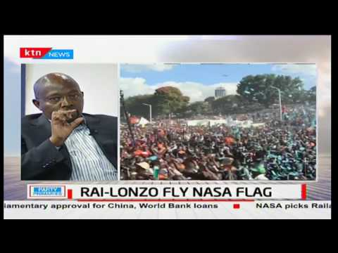 NASA leaders claim they are ahead of Jubilee by 55 percent