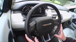 Range Rover Evoque 2.2 2012 Review (Not Top Gear) EXCLUSIVE.