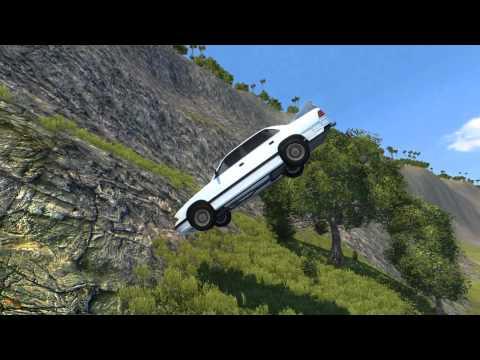 BeamNG Drive - Ultimate Test Terrain V3!
