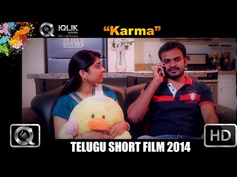 Karma || Short Film 2014 || Presented by iQlik Movies