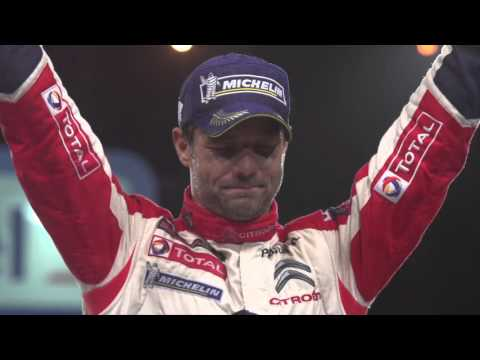 Vídeo una gran historia, Sébastien Loeb 15 años en el equipo Citroën Racing