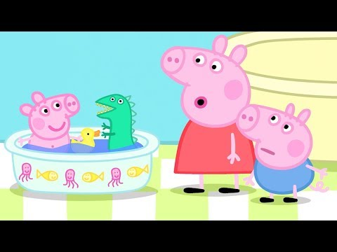 Peppa Pig English Episodes In 4K - BEST Moments From Season 4 - 1 HOUR Peppa Pig Official