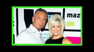 Theresa Caputo and Husband Larry Came Face-to-Face, Discussed Separation on 'Long Island Medium' Pr