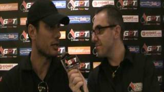 Greek Poker Tour - Oct 2009, Antonis Triantafilakis