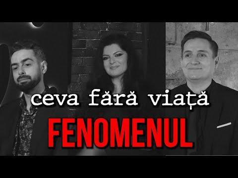 CEVA FĂRĂ VIAȚĂ - FENOMENUL