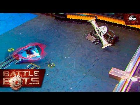 BattleBots - Son of Whyachi vs Ghost Raptor
