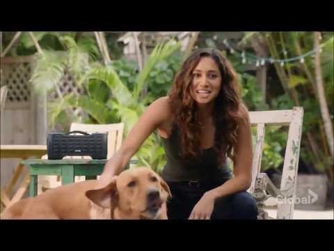 Hawaii Five-0 9x01 Steve buries Kamekona's Money in his Backyard - Funny Scene