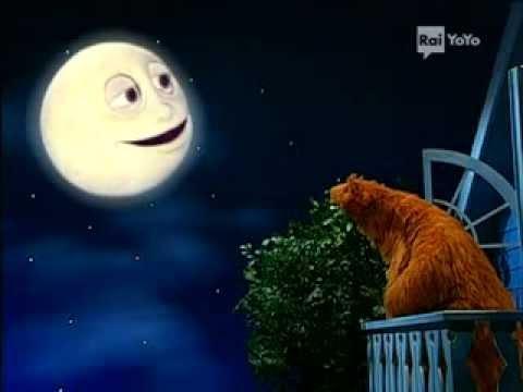 la canzone dell'arrivederci - il duetto finale di bear e la luna