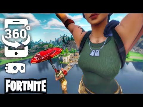 Fortnite 360 Video (the very first on Youtube)
