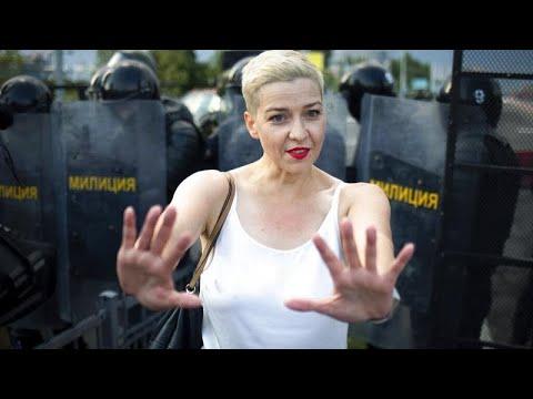 Λευκορωσία: Αγωνία για την τύχη της Μαρίας Κολέσνικοβα