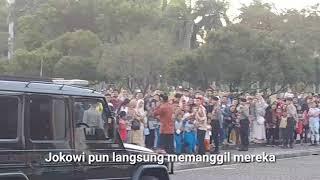 Video Belasan Anak SD Teriak Minta Sepeda, Ini yang Dilakukan Jokowi MP3, 3GP, MP4, WEBM, AVI, FLV Agustus 2018