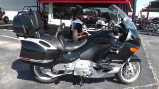 10. D77064 - Used 2002 BMW K1200LT Motorcycle For Sale
