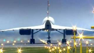 The Concorde '27 Years Of Supersonic Flight'