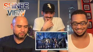 NON-KPOP FANS REACT TO SHINEE VIEW (stage mix)