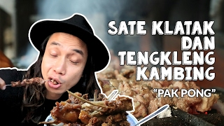 Nonton KAMBING DARI SURGA!!!SATE KLATAK PAK PONG | GERRY GIRIANZA | AYO MAKAN Film Subtitle Indonesia Streaming Movie Download