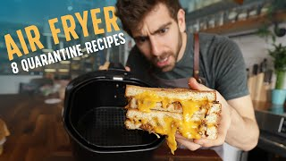 I put my Air Fryer to the Self Quarantine Test... by Brothers Green Eats