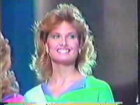 Talk Show - Miss USA 1984 Interview Competition