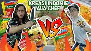 Video Gerry Girianza VS Jun Chef: Kreasi Indomie MP3, 3GP, MP4, WEBM, AVI, FLV Desember 2018