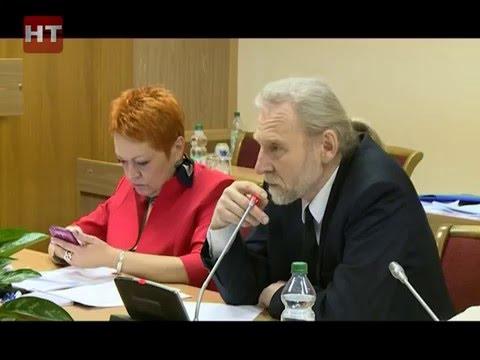 Общественная палата Новгородской области собралась на очередное заседание