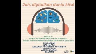Info Kapsul Episod 6: Usaha SMA memantapkan capaian Internet di Sarawak (Iban)