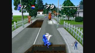 Pepsiman | Playstation Longplay