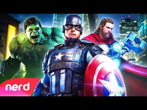 Marvel's Avengers Song   Assembled