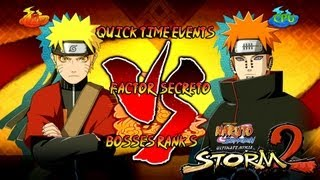 Naruto Shippuden: Ultimate Ninja Storm 3 - Naruto Ultimate Ninja Storm 2 1080p Final Boss 9 Pain Ran