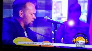 """John Mellencamp """"Smalltown"""" Live on Today"""