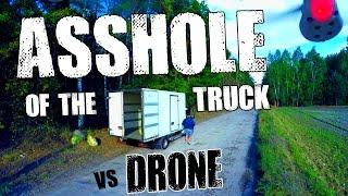Pakuj ten worek i spieprzaj! Typ z dronem namierzył leśnego śmieciarza – Polska!