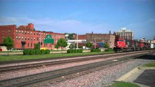 East Dubuque (IL) United States  City new picture : M337 at East Dubuque, IL & Dubuque, IA