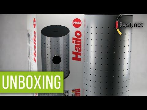 Hailo |Wäschebehälter (Unboxing) | test.net
