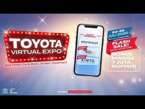 TOYOTA VIRTUAL EXPO 2020 DAY 3